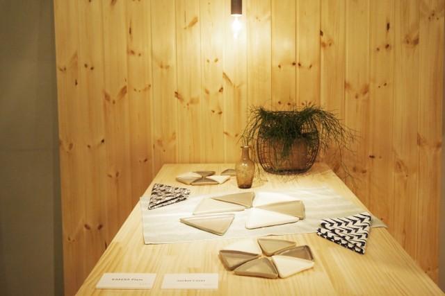 """テトラミリュー """"時と間の模様""""展示 Bijuu Gallery / 明日最終日です!!"""