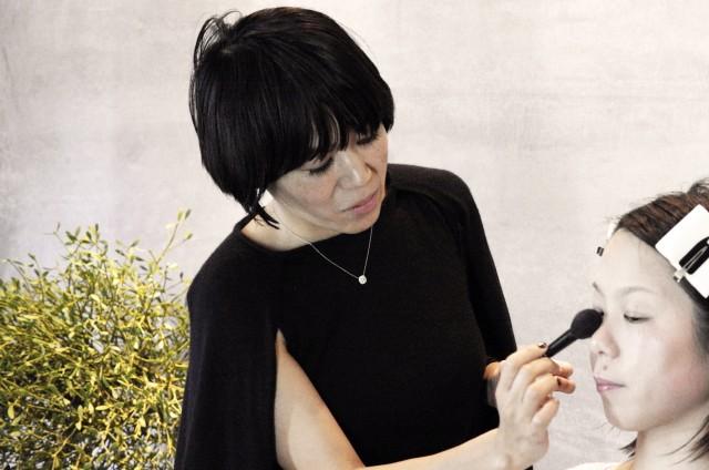 KAZUKO HAYASAKA BEAUTY LESSON REPORT & 年末のご挨拶