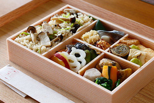 Shidashi / cartering bento or kaiseki [Dinner 7,000JPY]