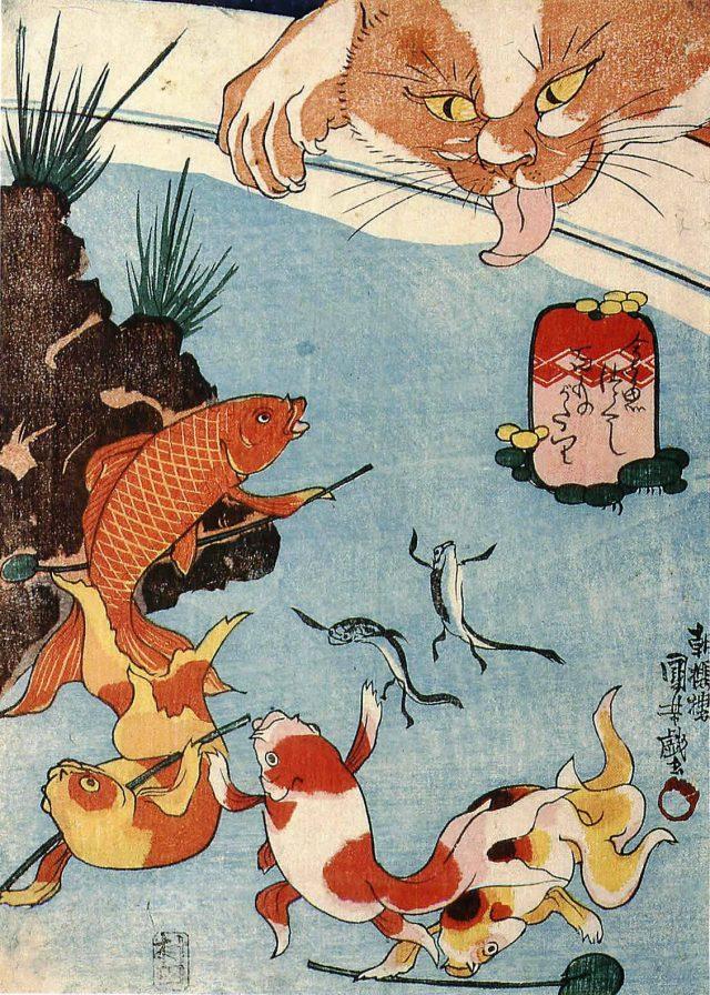 アートアクアリウム城 ~京都・金魚の舞~