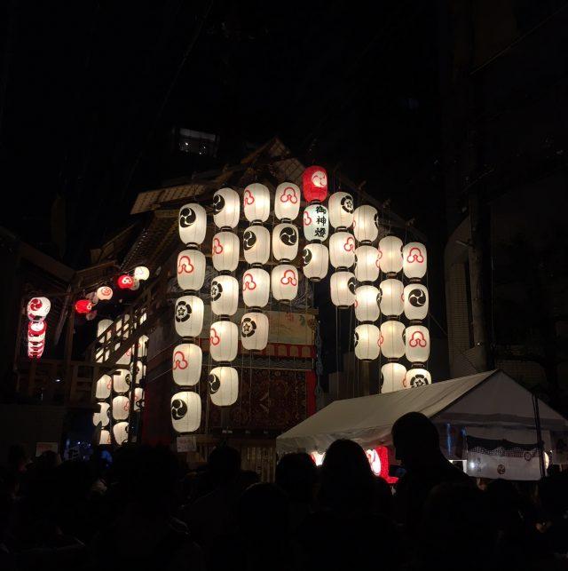 祇園祭 前祭へ