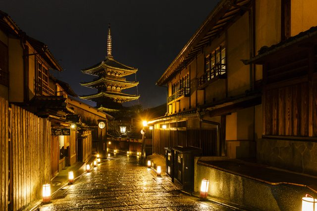 3月の京都