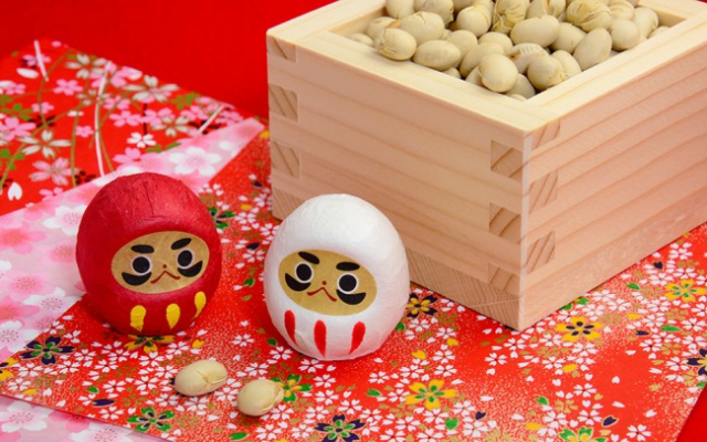 Setsubun Festival in Japan
