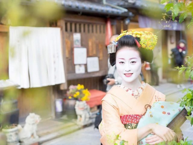Sublime Evening with Maiko